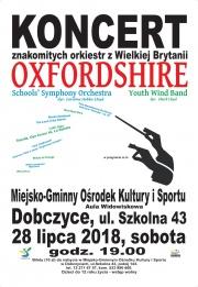 Koncert Oxfordshire