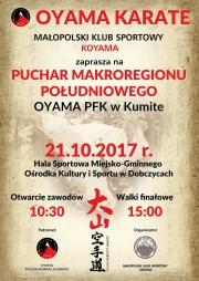puchar oyama karate