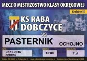 Mecz KS Raba - Pasternik - Ochojno