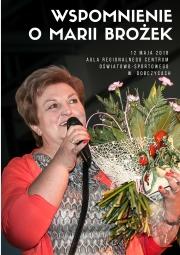 Wspomnienie o śp. Marii Brożek