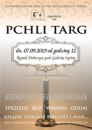 plakat - Pchli Targ