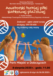 Amatorski Turniej Siatkówki Plażowej