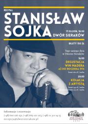Stanisław Sojka w Dworze Sieraków