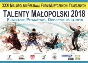 Talenty Małopolski 2018