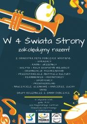 """Koncert """"W Cztery Świata Strony"""""""