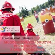 plakat zawodów - Młodzieżowych Drużyn Pożarniczych 2017