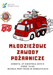Młodzieżowe Zawody Pożarnicze 2019