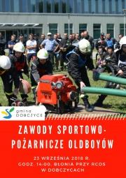 zawody sportowo-pożarnicze oldboyów
