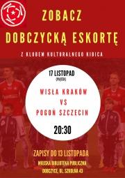 Zobacz Dobczycką Eskortę - plakat