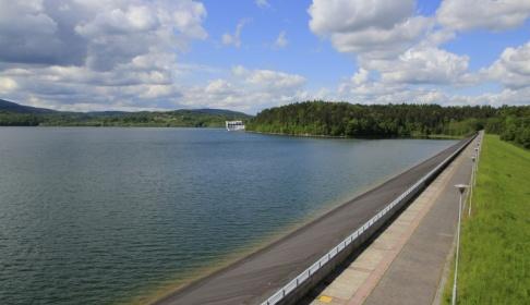 Korona zapory w Dobczycach otwarta dla ruchu turystycznego
