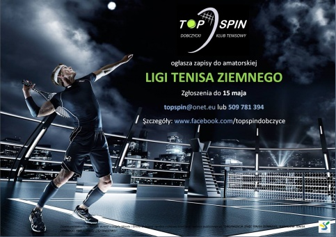 liga tenisa ziemnego - zapisy