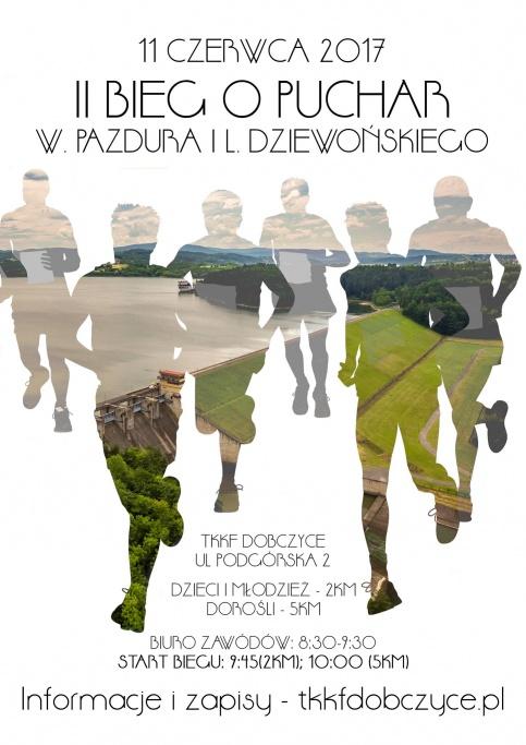 II Bieg o Puchar W. Pazdura i L. Dziewońskiego