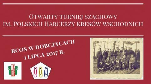 Otwarty turniej szachowy im. Polskich Harcerzy Kresów Wschodnich