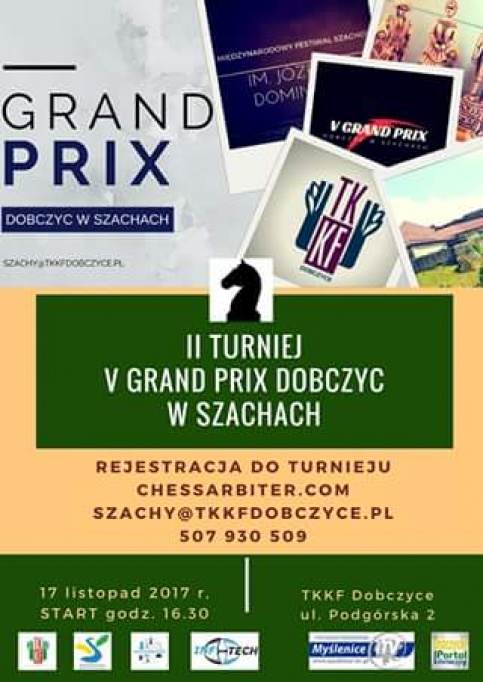 V Grand Prix Dobczyc w szachach