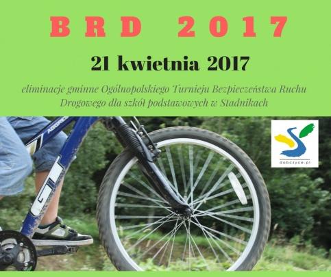baner BRD Stadniki 2017