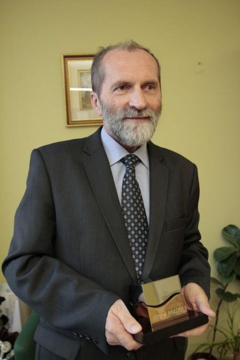 """Gmina Dobczyce laureatem """"Teraz Polska"""" 2014"""