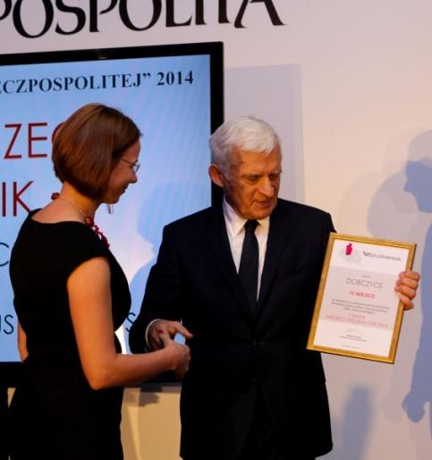 2014 ranking dziesięciolecia samorządów Rzeczpospolitej