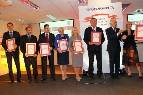 2012 Ogólnopolski ranking Rzeczpospolita