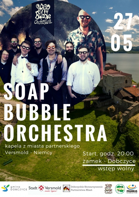 koncert Soap Bubble Orchestra