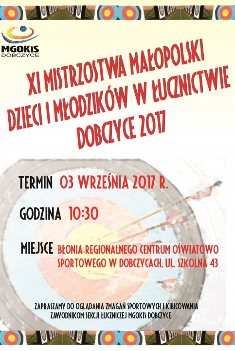 XI Mistrzostwa Łucznicze