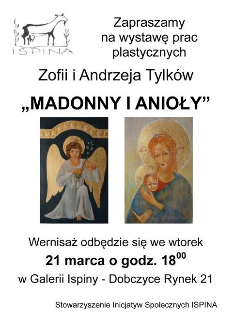 """Wernisaż """"Madonny i Anioły"""""""