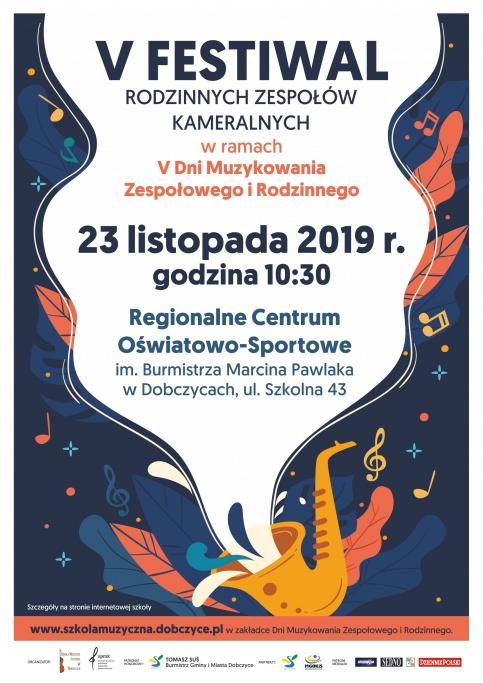 V Festiwal Rodzinnych Zespołów Kameralnych