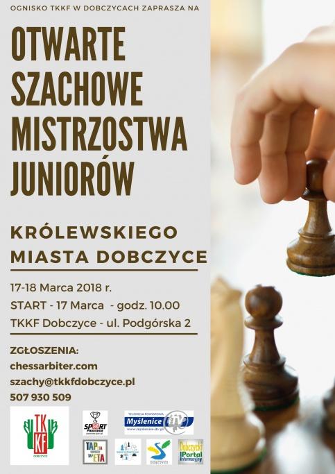 Otwarte Szachowe Mistrzostwa Juniorów