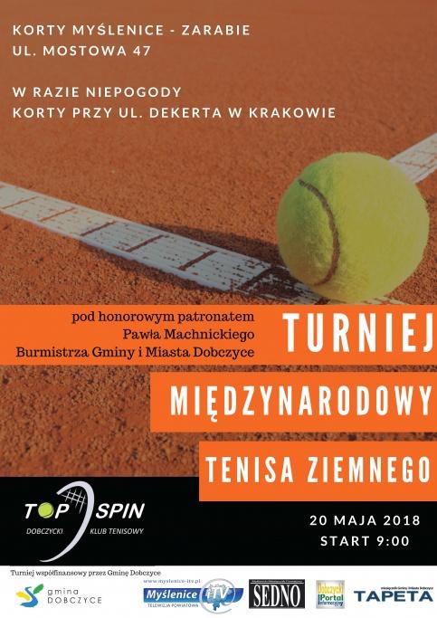 międzynarodowy turniej tenisa ziemnego