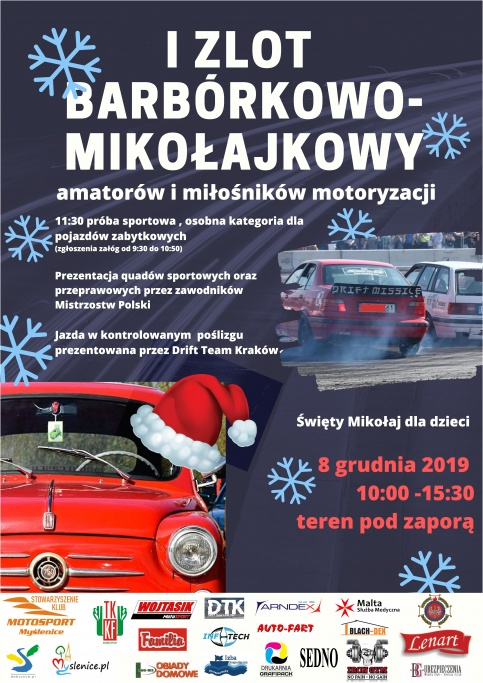 I Zlot Barbórkowo-Mikołajkowy